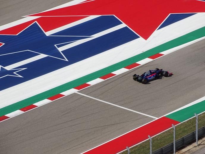 Sábado en Estados Unidos - Toro Rosso: Desempeño discreto, pero consistente