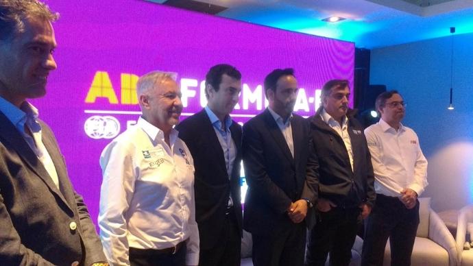 Se empieza a vivir el Santiago e-Prix 2020