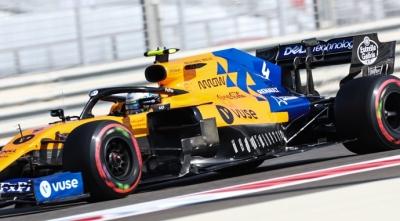 Viernes en Abu Dabi - McLaren: Un día productivo