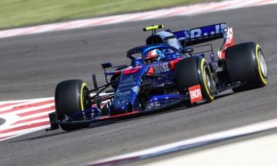 Viernes en Abu Dabi - Toro Rosso: Un desempeño que aumentó de forma progresiva durante la jornada