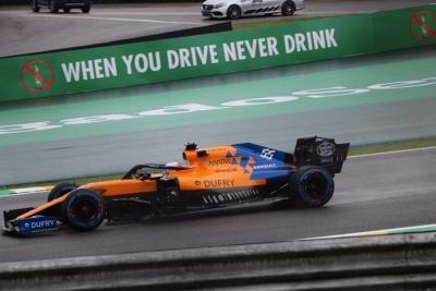 Viernes en Brasil - McLaren: Buscando el balance
