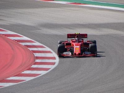 Viernes en Estados Unidos – Ferrari: un día con brincos
