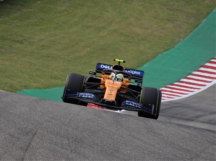 Viernes en Estados Unidos - McLaren: Mucho que trabajar