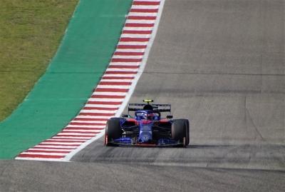 Viernes en Estados Unidos - Toro Rosso: Gasly, la figura del día