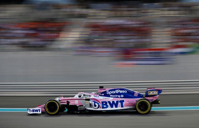 Domingo en Abu Dabi - Racing Point y Checo gestionan magistralmente el ultimo GP para terminar como mejores del resto en Yas Marina