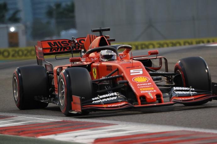 Binotto acaba con los rumores sobre la salida de Vettel de Ferrari