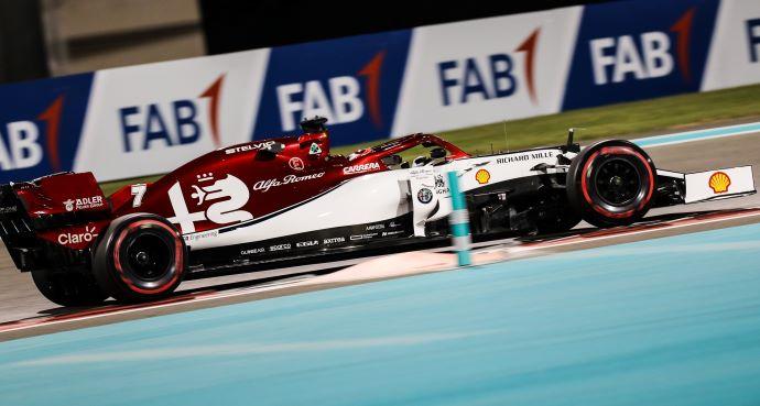 Domingo en Abu Dabi – Alfa Romeo: una carrera positiva para cerrar un año con mucho aprendizaje