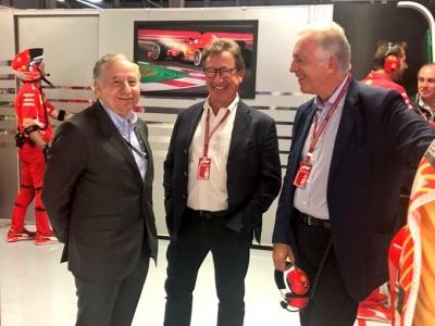 Ferrari y su cambio de opinión sobre Drive to Survive