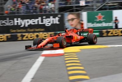 la inestabilidad del SF910 ha perjudicado a Vettel
