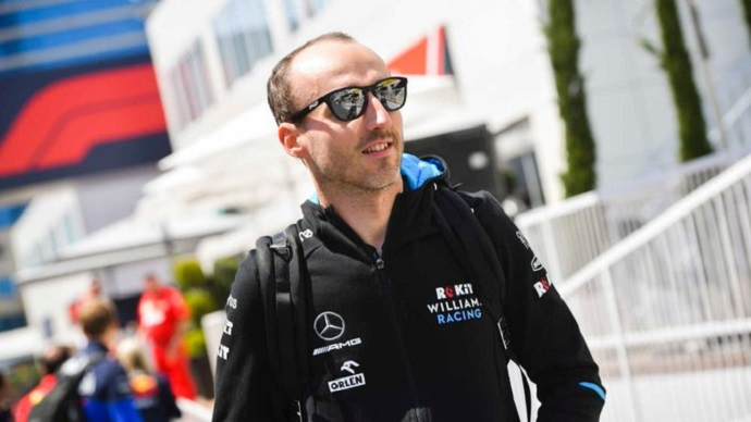 Robert Kubica no cierra las puertas a un retorno a la F1