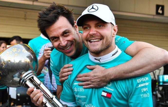 Un ingeniero de Hamilton fue clave para el gran inicio de Bottas