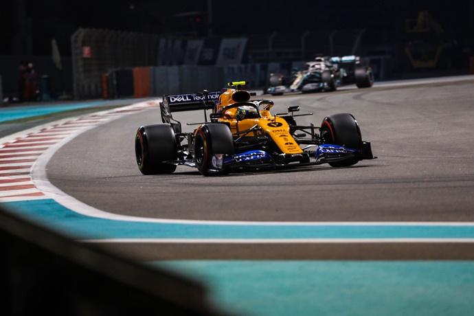 Domingo en Abu Dabi – McLaren: Puntos para cerrar la temporada