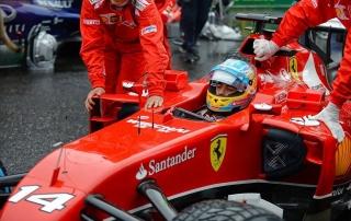 Ferrari incluye a Hamilton entre sus posibilidades para 2021; Alonso no es una opción