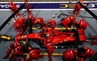 Los equipos se decantan por mantener los neumáticos de 2019 en 2020
