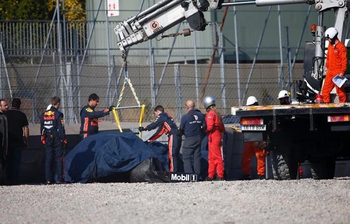 Los equipos tendrán limitaciones para ocultar los coches los días de test