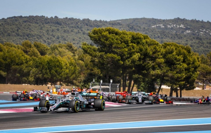 Los organizadores del GP de Francia evalúan reformas para el GP de 2020