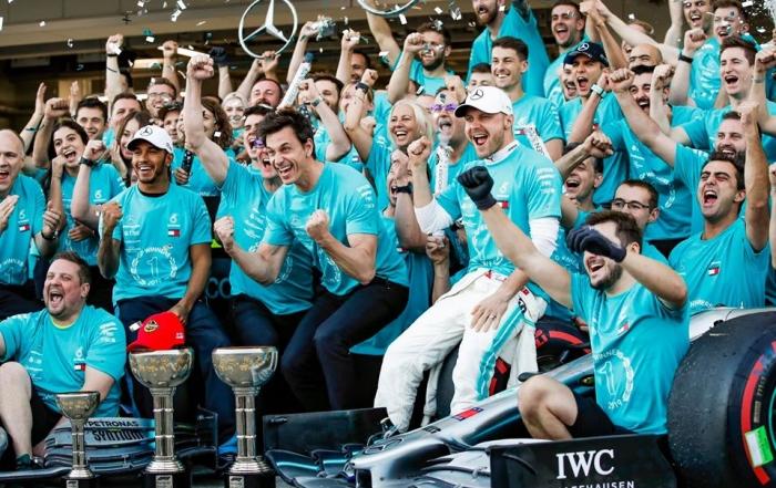 Mercedes niega tener ventaja con el nuevo reglamento de 2021