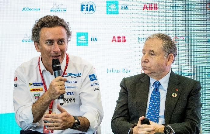 ABB FIA Formula E World Championship