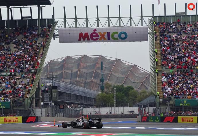 La W Series será parte del Gran Premio de Fórmula Uno de los Estados Unidos y México en 2020