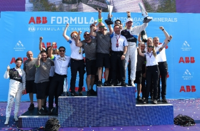 #SantiagoEPrix Quotes