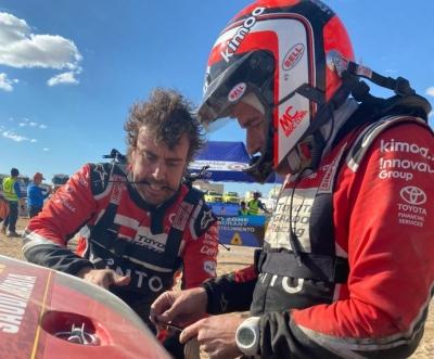Dakar 2020 Etapa 2: De Villiers se lleva la etapa mientras que Alonso pierde casi todas sus opciones