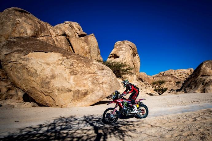 Dakar 2020 Etapa 3: Sainz es el más rápido de la jornada y se coloca líder de la general