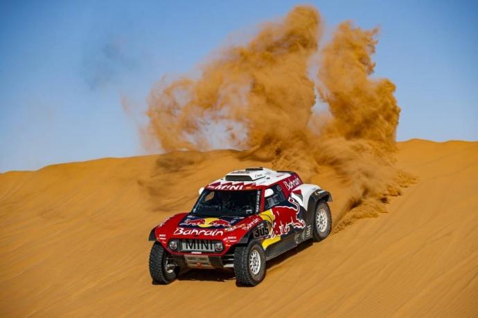 Dakar 2020 Etapa 7: Sainz se impone en un día negro para el rally