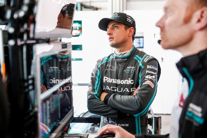 Previa del #SantiagoEPrix con el equipo Jaguar