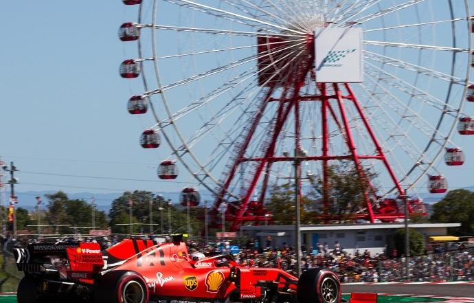 Leclerc se pone como objetivo igualar el ritmo de carrera de Vettel