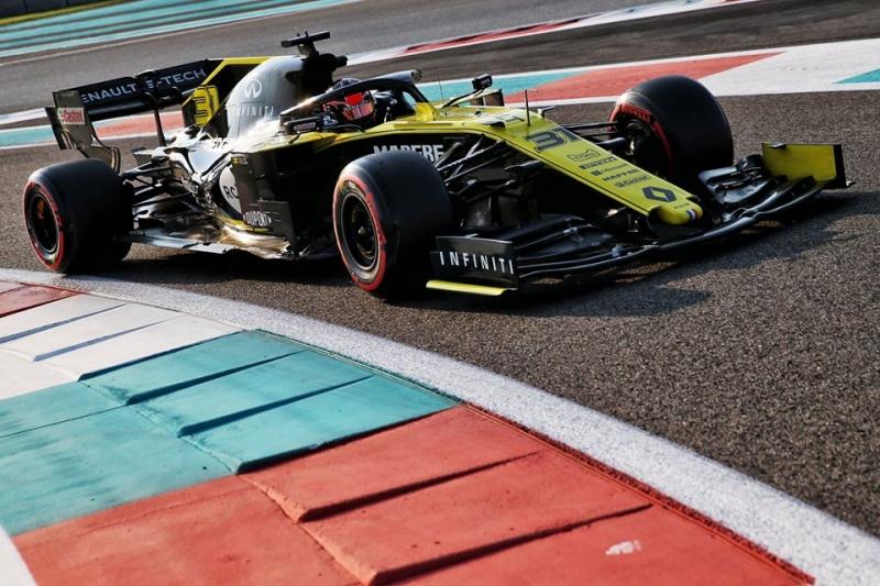 Abiteboul cree que la llegada de Ocon va a ser positiva para Renault