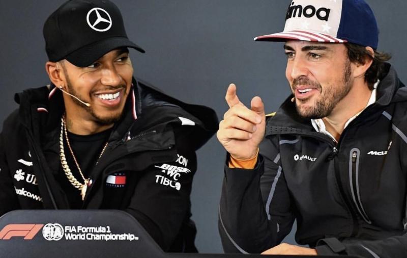 "Alonso quiere competir contra Hamilton para explotar sus ""puntos débiles"""