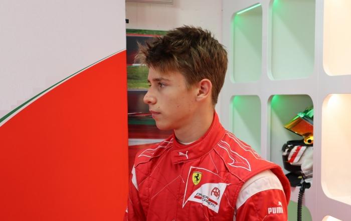 Arthur Leclerc se une a la Ferrari Driver Academy