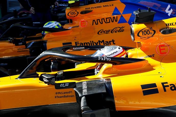 Desde McLaren esperan un menor margen de mejora en 2020 con respecto al pasado año