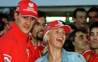 Detenido un hombre por intentar vender fotos actuales de Schumacher por 1 millón de libras