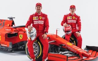 Ferrari desvela el lugar en el que presentará su F1 2020