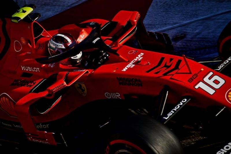 Ferrari piensa en soluciones para hacer su motor más potente