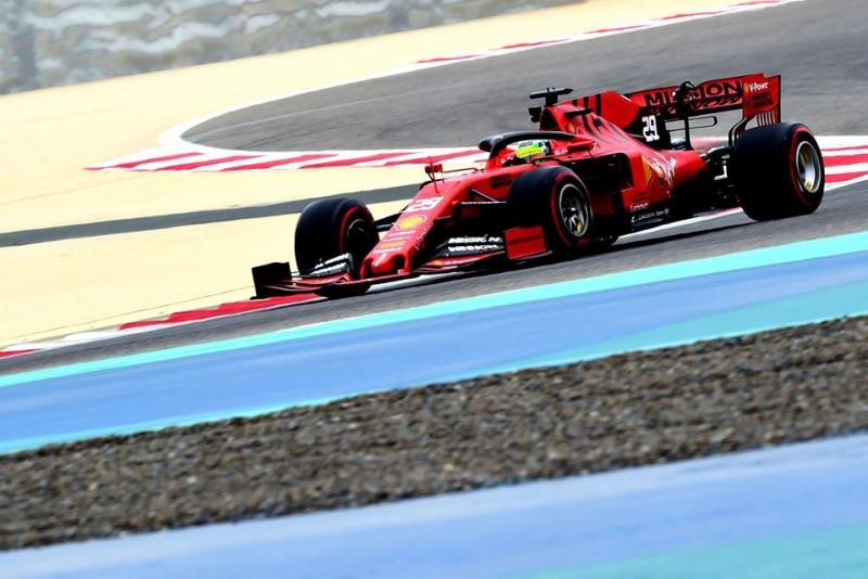 Ferrari seguirá a Mick Schumacher a lo largo de la próxima temporada