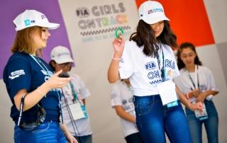 Girls on Track presente en el #SantiagoEPrix