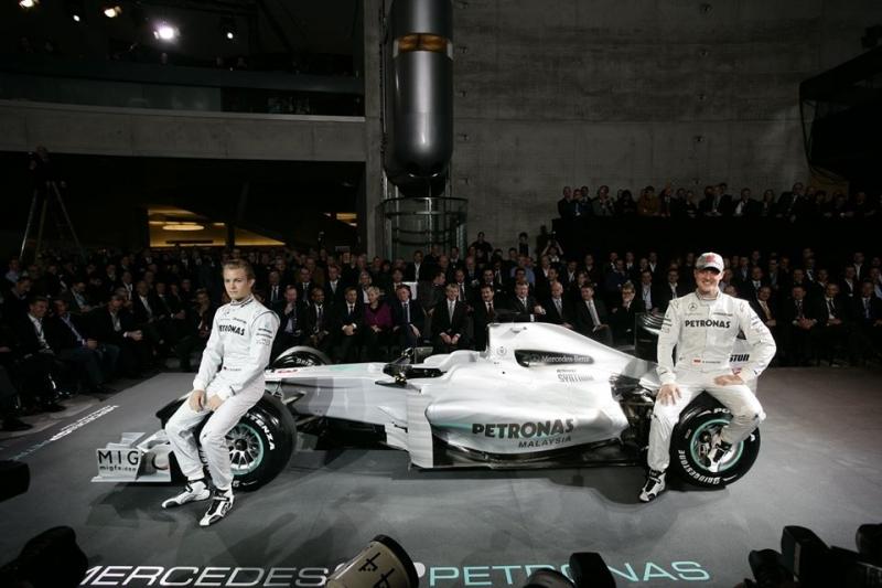 La curiosa forma con la que Ross Brawn convenció a Michael Schumacher para fichar por Mercedes