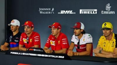 La F1 reducirá en un día los fines de semana de Gran Premio