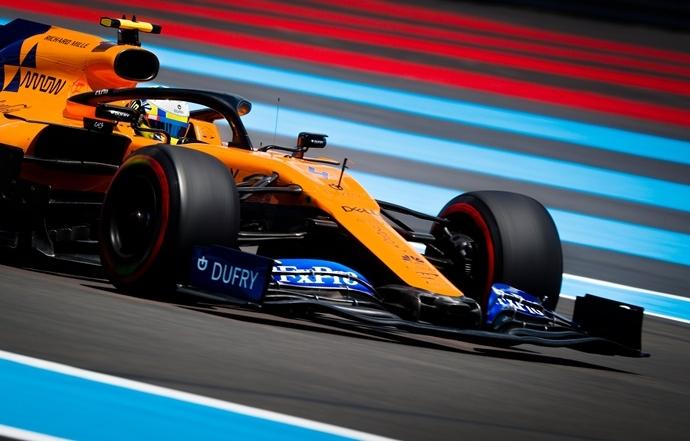 McLaren aspira a luchar por el top 3 en 2021