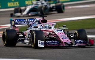 Racing Point considera calmar las ambiciones de Lawrence Stroll