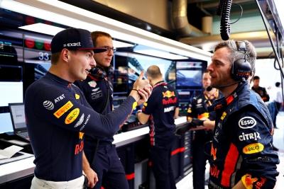 Verstappen asegura que Red Bull quiere volver a ser un equipo dominante
