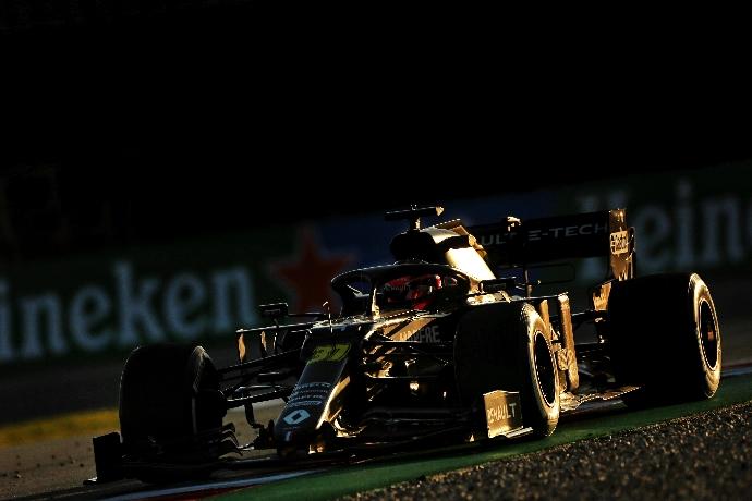 Test F1 2020: Día 4 – Renault obtiene información en largas distancias