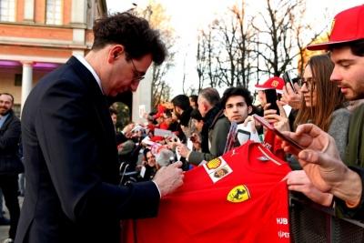 """Ferrari y el DAS: """"Hablaremos con la FIA para que nos lo explique, pero no queremos desafiarla, confiamos en ella"""""""