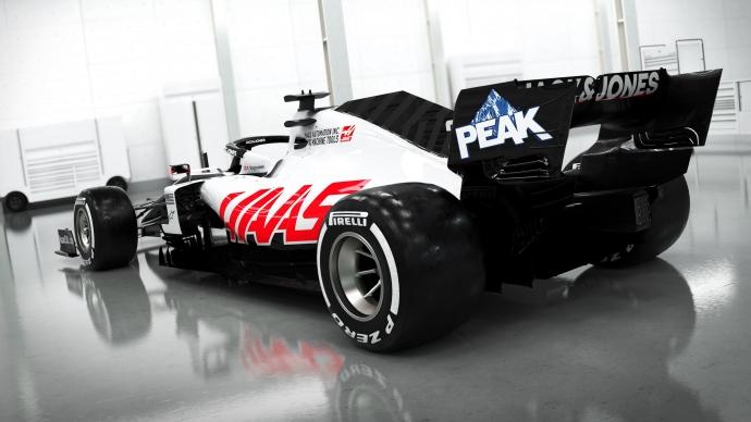Análisis técnico del Haas VF-20