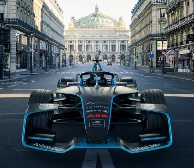#Gen2EVO de la Fórmula E