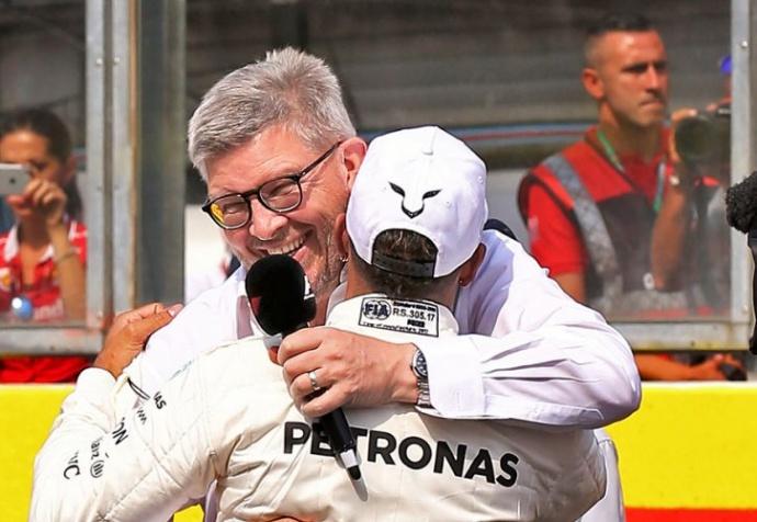 Brawn confía en que Mercedes no abandone la F1