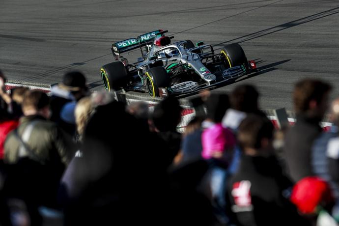Test F1 2020: Día 3 – Mercedes sigue mostrando músculo