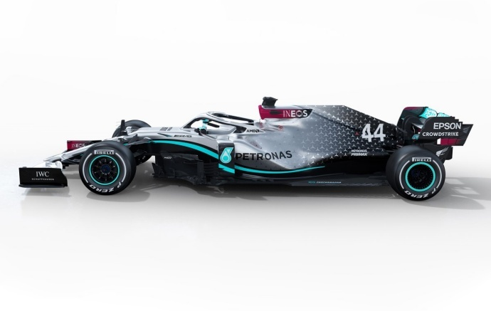 Mercedes presenta su nuevo monoplaza: el W11